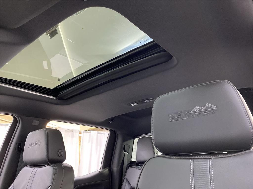 Used 2019 Chevrolet Silverado 1500 High Country for sale $54,998 at Gravity Autos Marietta in Marietta GA 30060 44