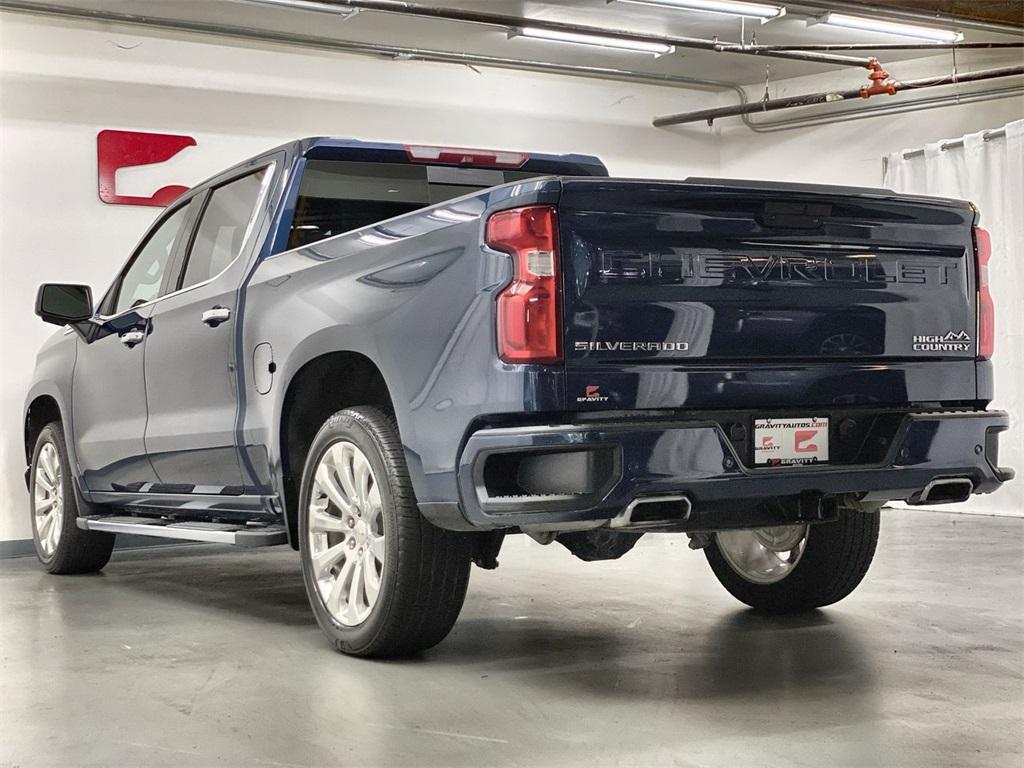 Used 2019 Chevrolet Silverado 1500 High Country for sale $54,998 at Gravity Autos Marietta in Marietta GA 30060 6