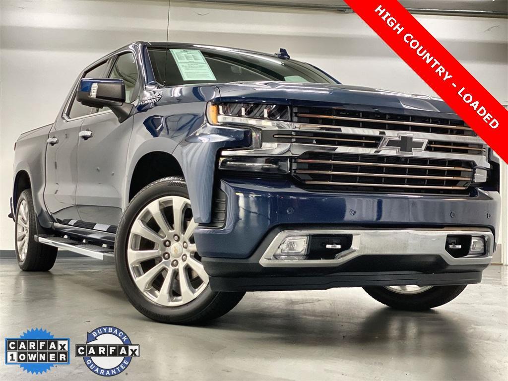 Used 2019 Chevrolet Silverado 1500 High Country for sale $54,998 at Gravity Autos Marietta in Marietta GA 30060 1