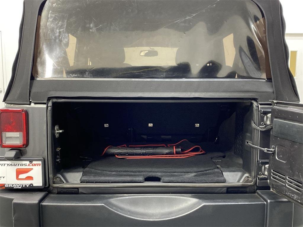 Used 2018 Jeep Wrangler JK Unlimited Sport for sale $34,476 at Gravity Autos Marietta in Marietta GA 30060 29