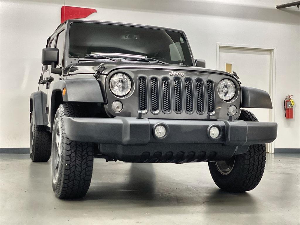 Used 2018 Jeep Wrangler JK Unlimited Sport for sale $34,476 at Gravity Autos Marietta in Marietta GA 30060 3