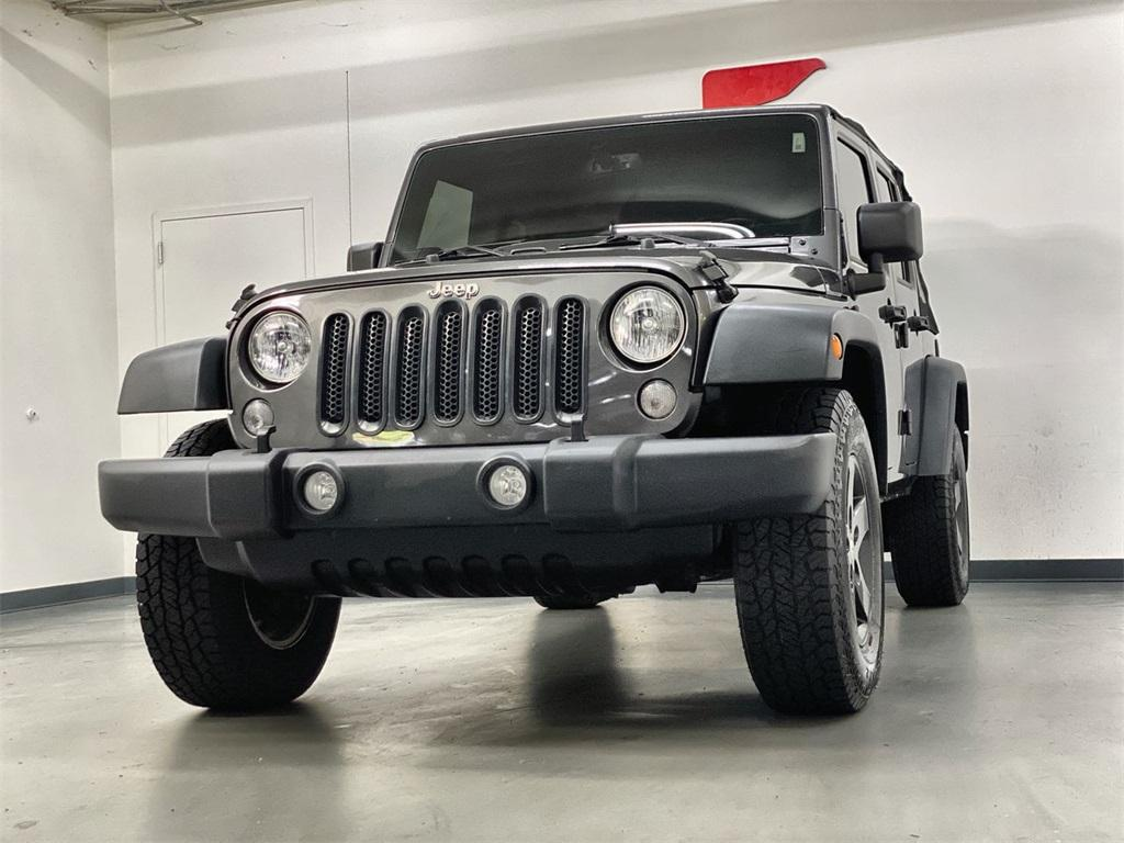 Used 2018 Jeep Wrangler JK Unlimited Sport for sale $34,476 at Gravity Autos Marietta in Marietta GA 30060 4