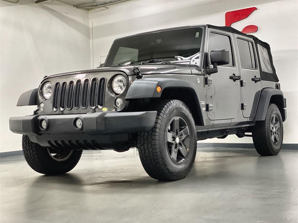 Used 2018 Jeep Wrangler JK Unlimited Sport for sale $34,476 at Gravity Autos Marietta in Marietta GA 30060 5