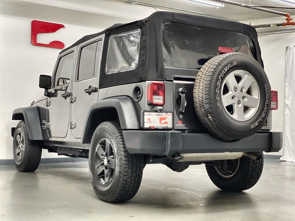 Used 2018 Jeep Wrangler JK Unlimited Sport for sale $34,476 at Gravity Autos Marietta in Marietta GA 30060 6