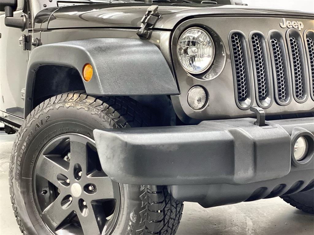 Used 2018 Jeep Wrangler JK Unlimited Sport for sale $34,476 at Gravity Autos Marietta in Marietta GA 30060 8