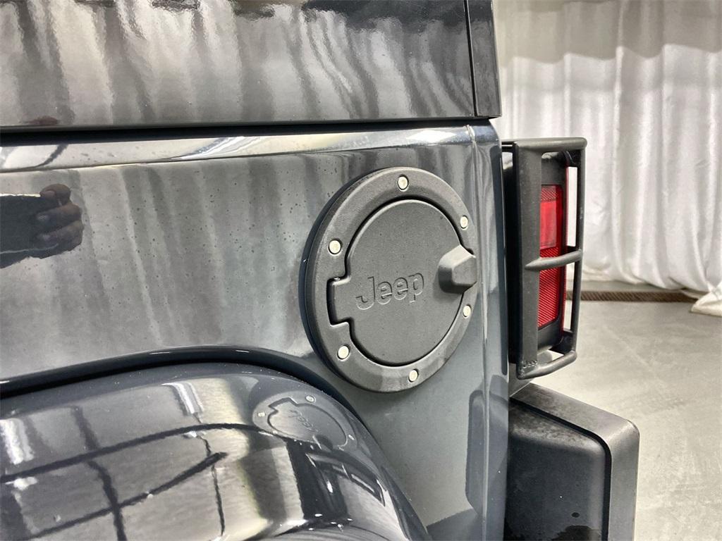 Used 2018 Jeep Wrangler JK Unlimited Sahara for sale $38,444 at Gravity Autos Marietta in Marietta GA 30060 16