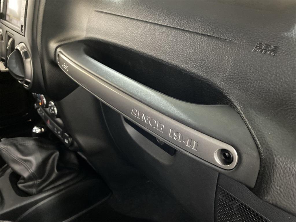 Used 2018 Jeep Wrangler JK Unlimited Sahara for sale $38,444 at Gravity Autos Marietta in Marietta GA 30060 18