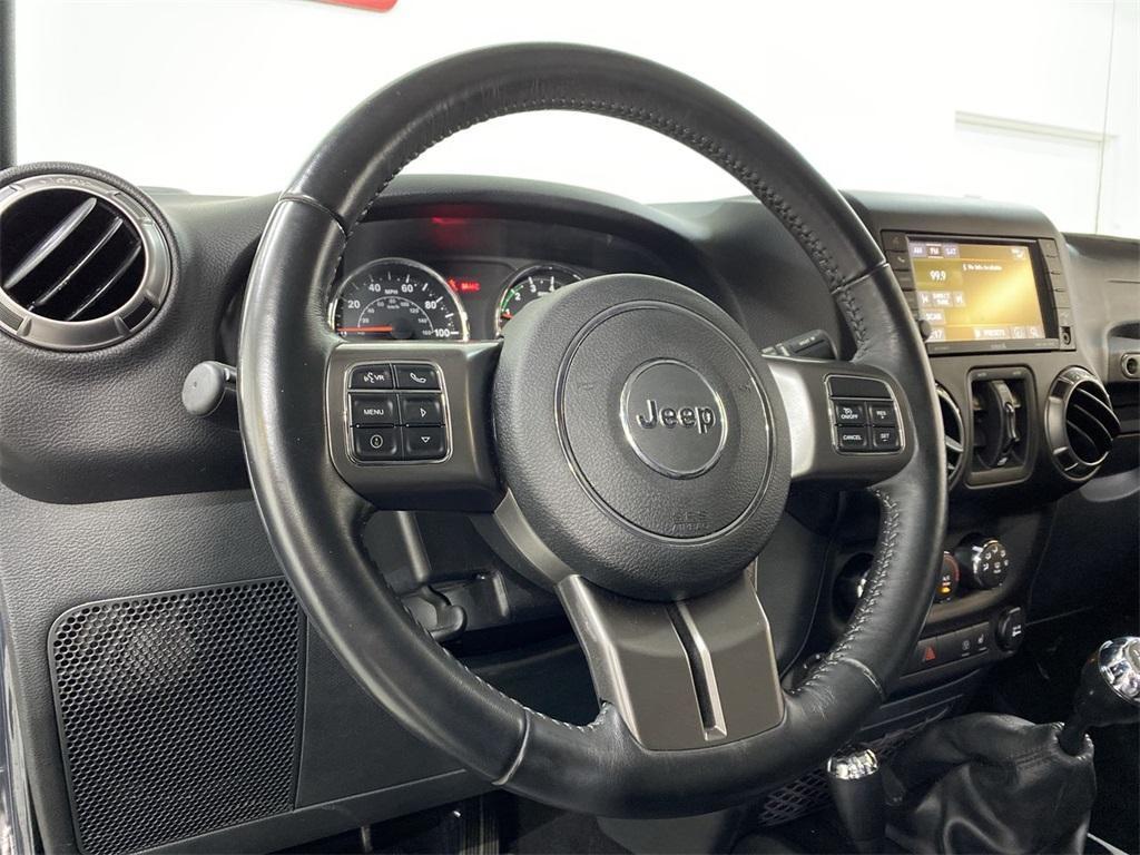 Used 2018 Jeep Wrangler JK Unlimited Sahara for sale $38,444 at Gravity Autos Marietta in Marietta GA 30060 22