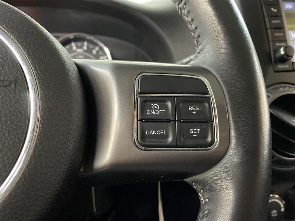 Used 2018 Jeep Wrangler JK Unlimited Sahara for sale $38,444 at Gravity Autos Marietta in Marietta GA 30060 23