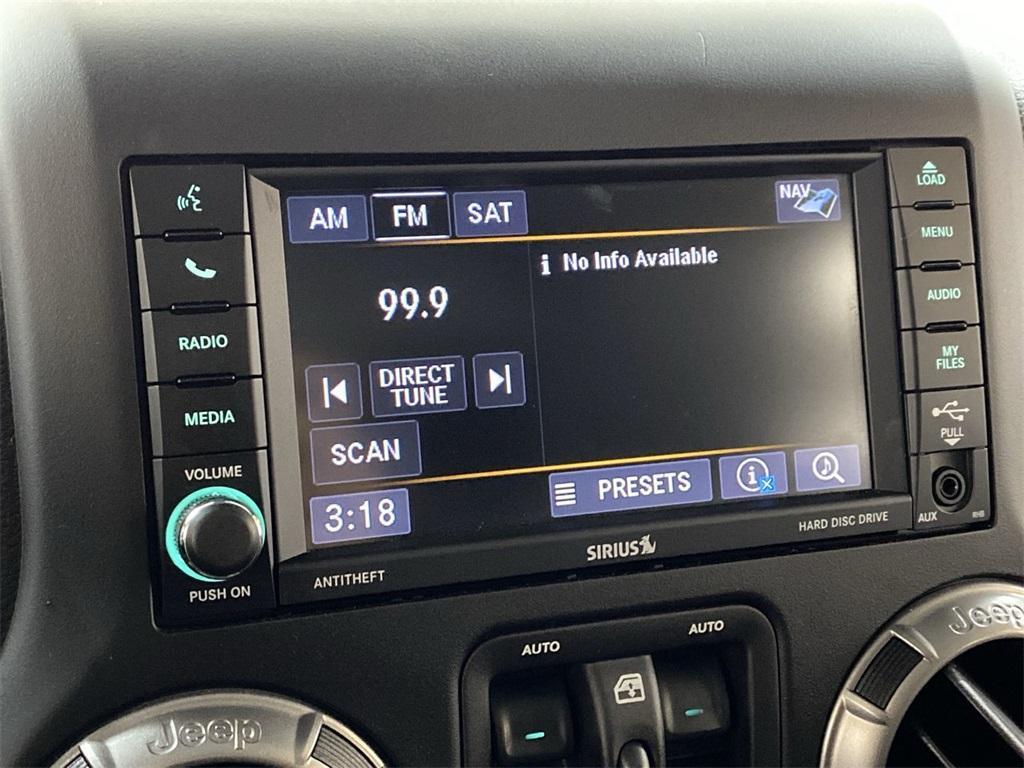 Used 2018 Jeep Wrangler JK Unlimited Sahara for sale $38,444 at Gravity Autos Marietta in Marietta GA 30060 27