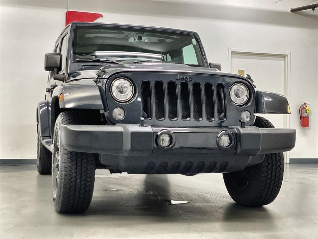 Used 2018 Jeep Wrangler JK Unlimited Sahara for sale $38,444 at Gravity Autos Marietta in Marietta GA 30060 3