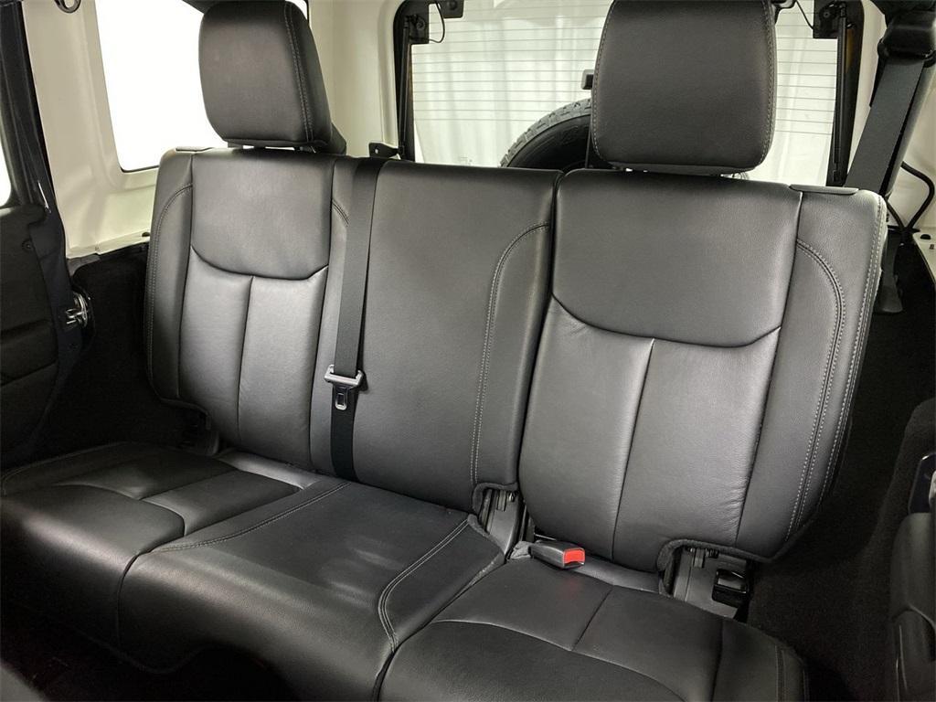 Used 2018 Jeep Wrangler JK Unlimited Sahara for sale $38,444 at Gravity Autos Marietta in Marietta GA 30060 35