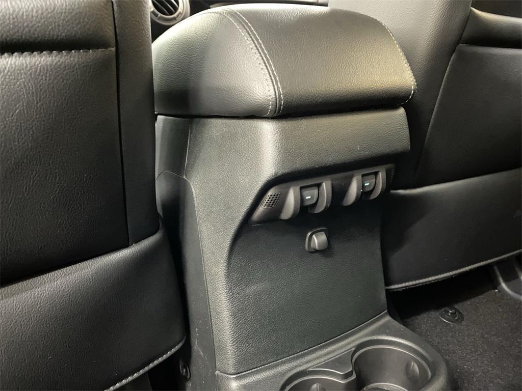 Used 2018 Jeep Wrangler JK Unlimited Sahara for sale $38,444 at Gravity Autos Marietta in Marietta GA 30060 37
