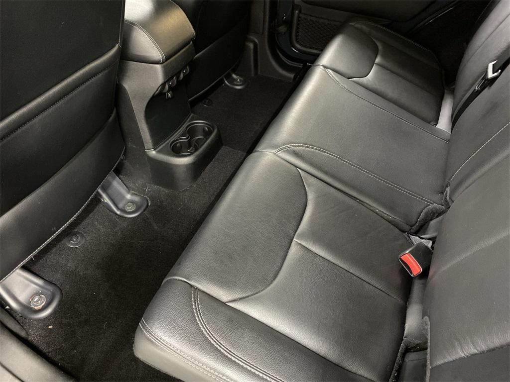 Used 2018 Jeep Wrangler JK Unlimited Sahara for sale $38,444 at Gravity Autos Marietta in Marietta GA 30060 39
