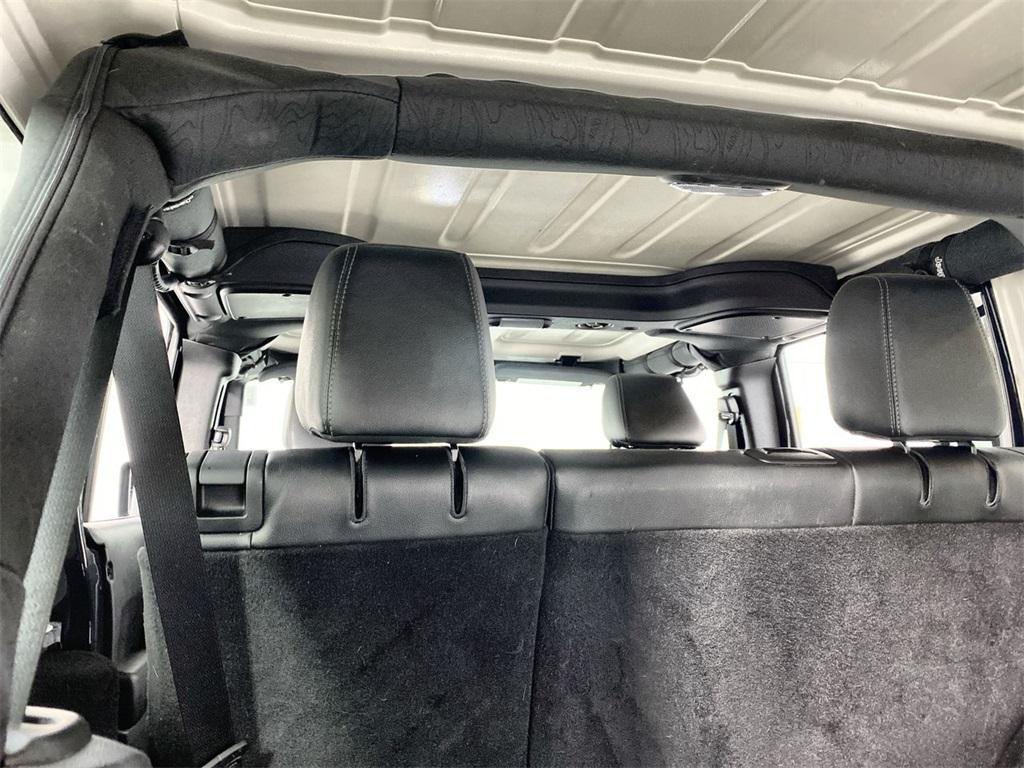 Used 2018 Jeep Wrangler JK Unlimited Sahara for sale $38,444 at Gravity Autos Marietta in Marietta GA 30060 41