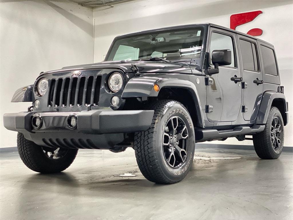 Used 2018 Jeep Wrangler JK Unlimited Sahara for sale $38,444 at Gravity Autos Marietta in Marietta GA 30060 5