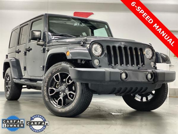 Used 2018 Jeep Wrangler JK Unlimited Sahara for sale $38,444 at Gravity Autos Marietta in Marietta GA