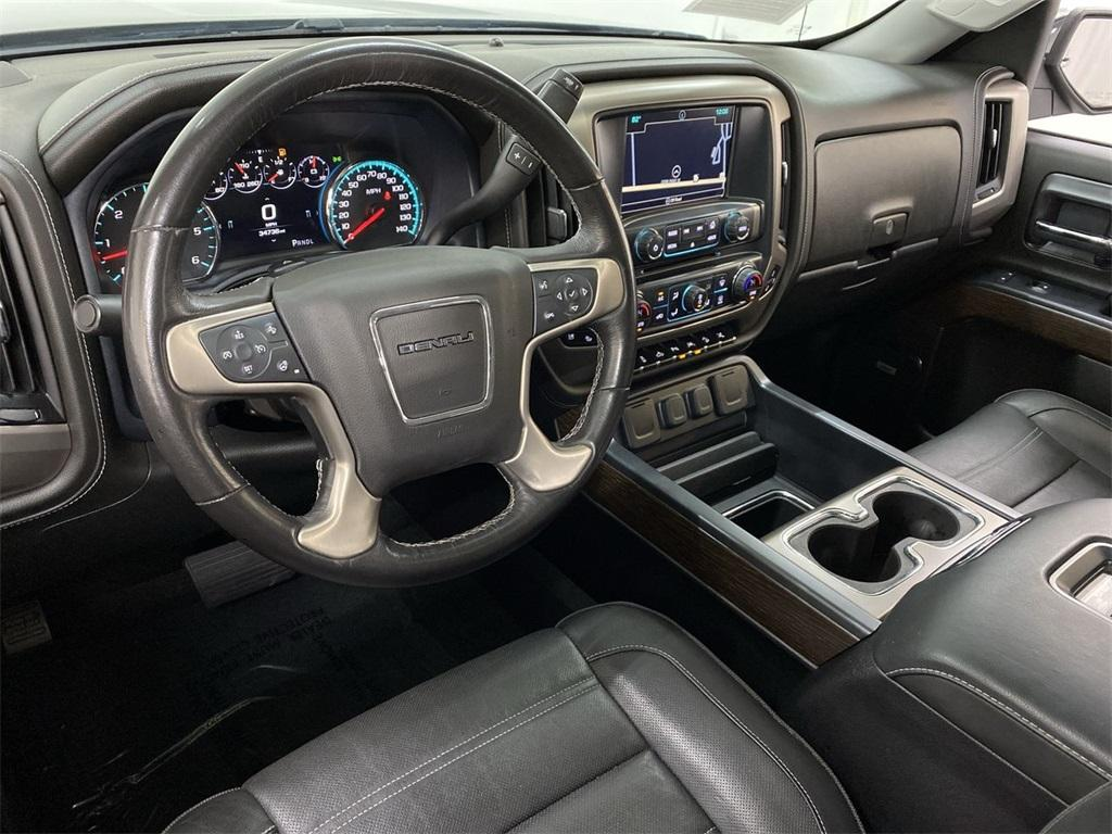 Used 2018 GMC Sierra 1500 Denali for sale $46,444 at Gravity Autos Marietta in Marietta GA 30060 39