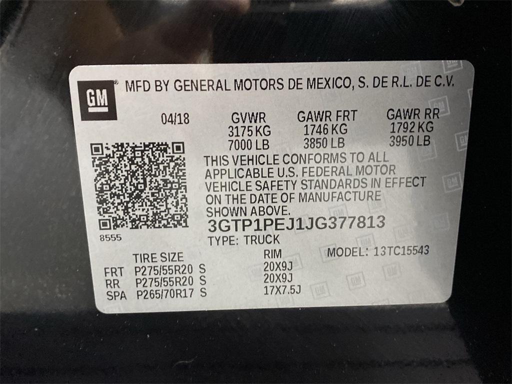 Used 2018 GMC Sierra 1500 Denali for sale $46,444 at Gravity Autos Marietta in Marietta GA 30060 49