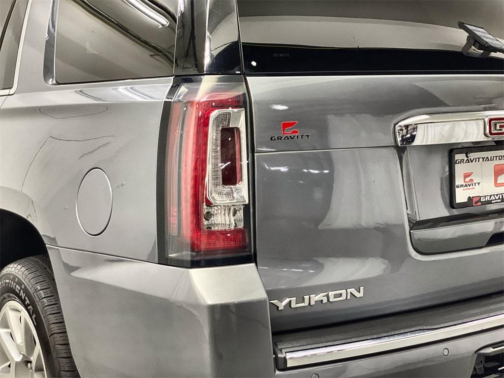 Used 2018 GMC Yukon Denali for sale $52,998 at Gravity Autos Marietta in Marietta GA 30060 13