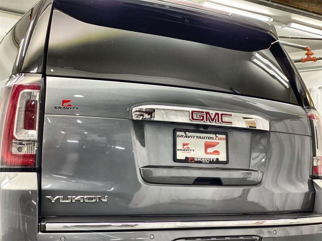 Used 2018 GMC Yukon Denali for sale $52,998 at Gravity Autos Marietta in Marietta GA 30060 14