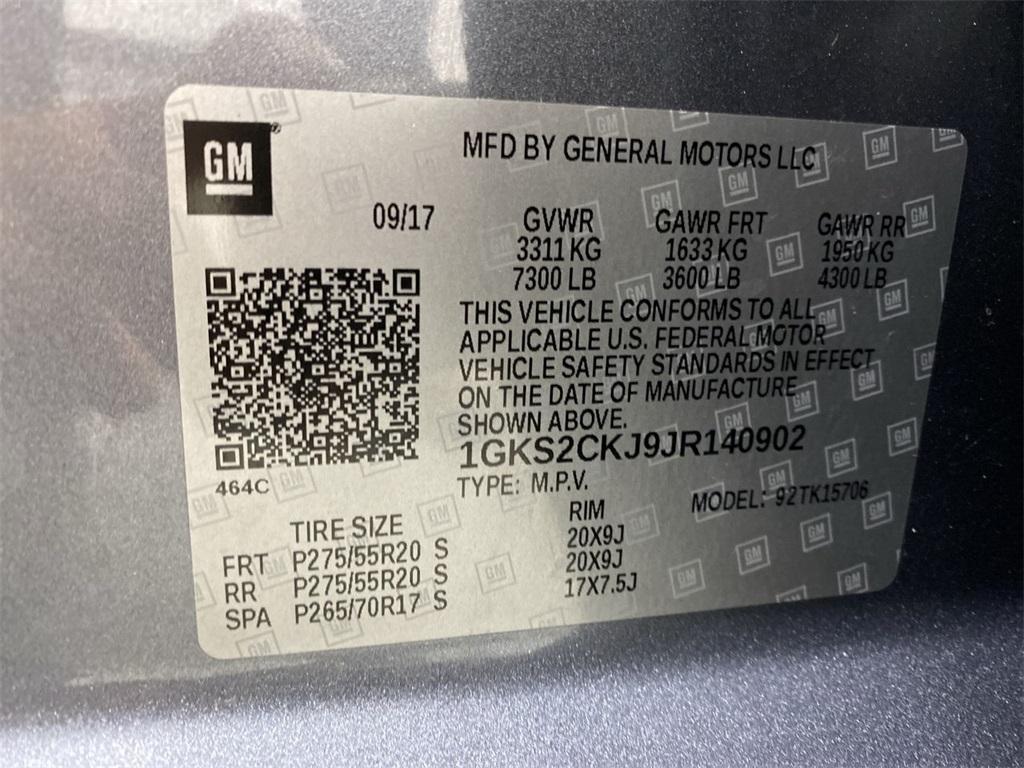 Used 2018 GMC Yukon Denali for sale $52,998 at Gravity Autos Marietta in Marietta GA 30060 58