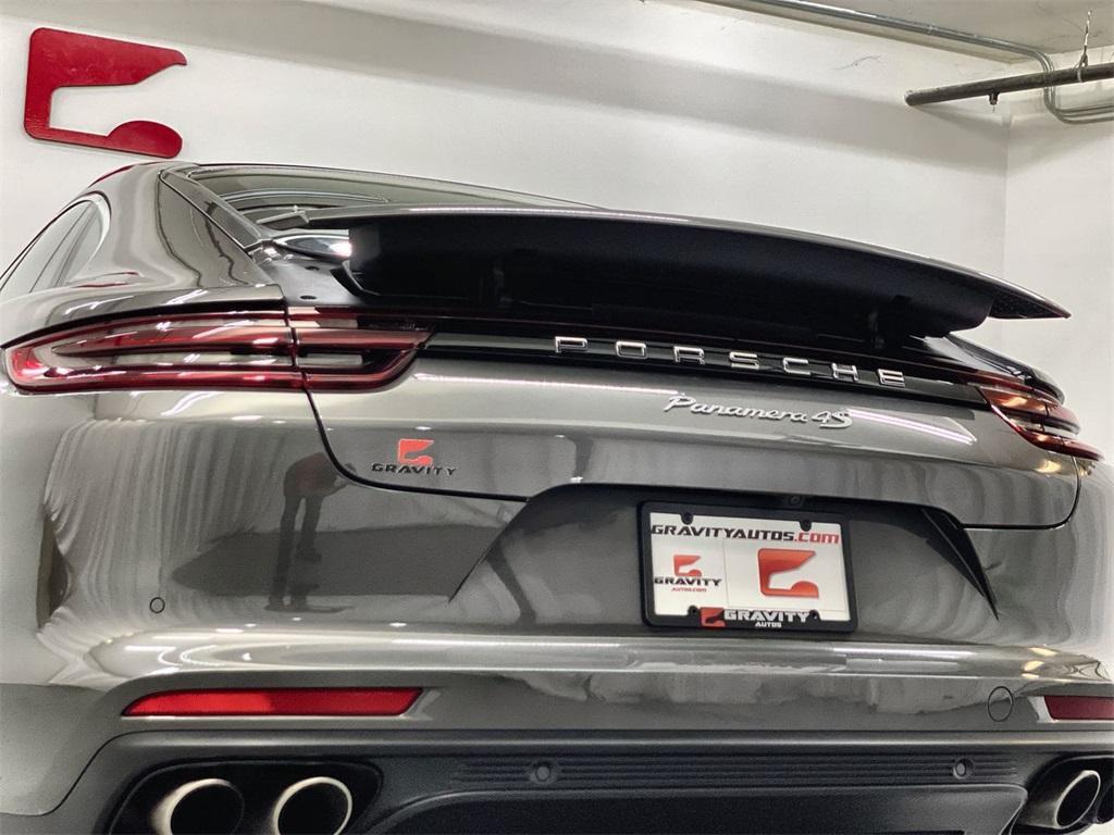 Used 2018 Porsche Panamera 4S for sale $90,794 at Gravity Autos Marietta in Marietta GA 30060 14