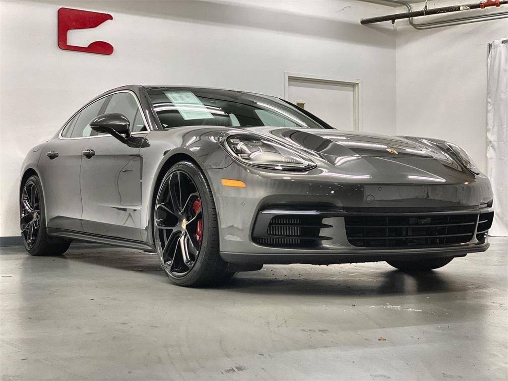 Used 2018 Porsche Panamera 4S for sale $90,794 at Gravity Autos Marietta in Marietta GA 30060 2