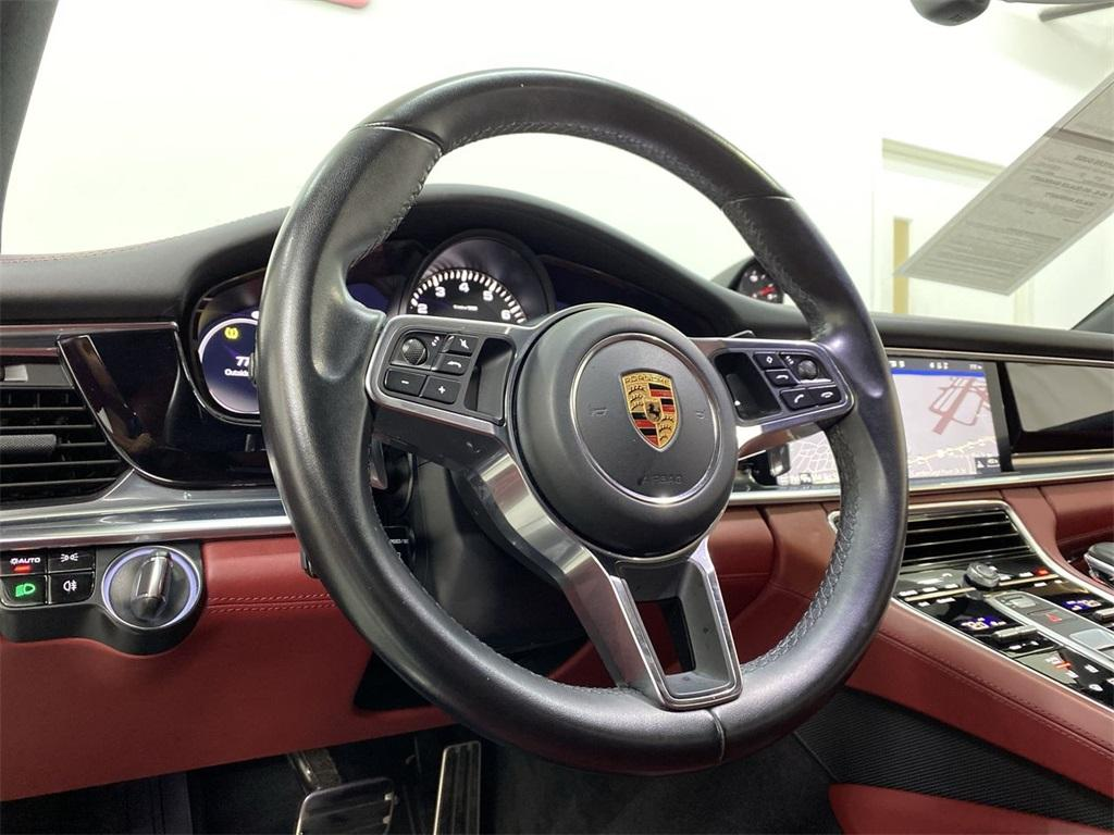 Used 2018 Porsche Panamera 4S for sale $90,794 at Gravity Autos Marietta in Marietta GA 30060 26