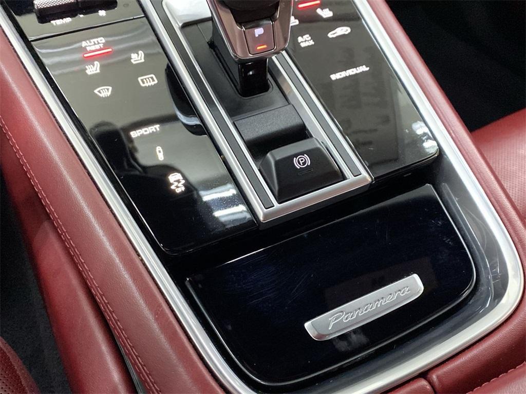 Used 2018 Porsche Panamera 4S for sale $90,794 at Gravity Autos Marietta in Marietta GA 30060 33