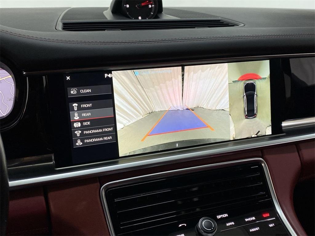 Used 2018 Porsche Panamera 4S for sale $90,794 at Gravity Autos Marietta in Marietta GA 30060 36