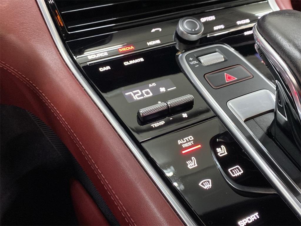 Used 2018 Porsche Panamera 4S for sale $90,794 at Gravity Autos Marietta in Marietta GA 30060 39