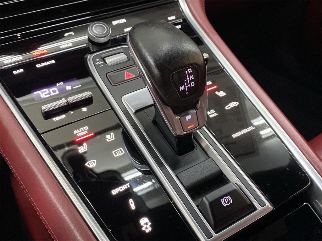 Used 2018 Porsche Panamera 4S for sale $90,794 at Gravity Autos Marietta in Marietta GA 30060 41