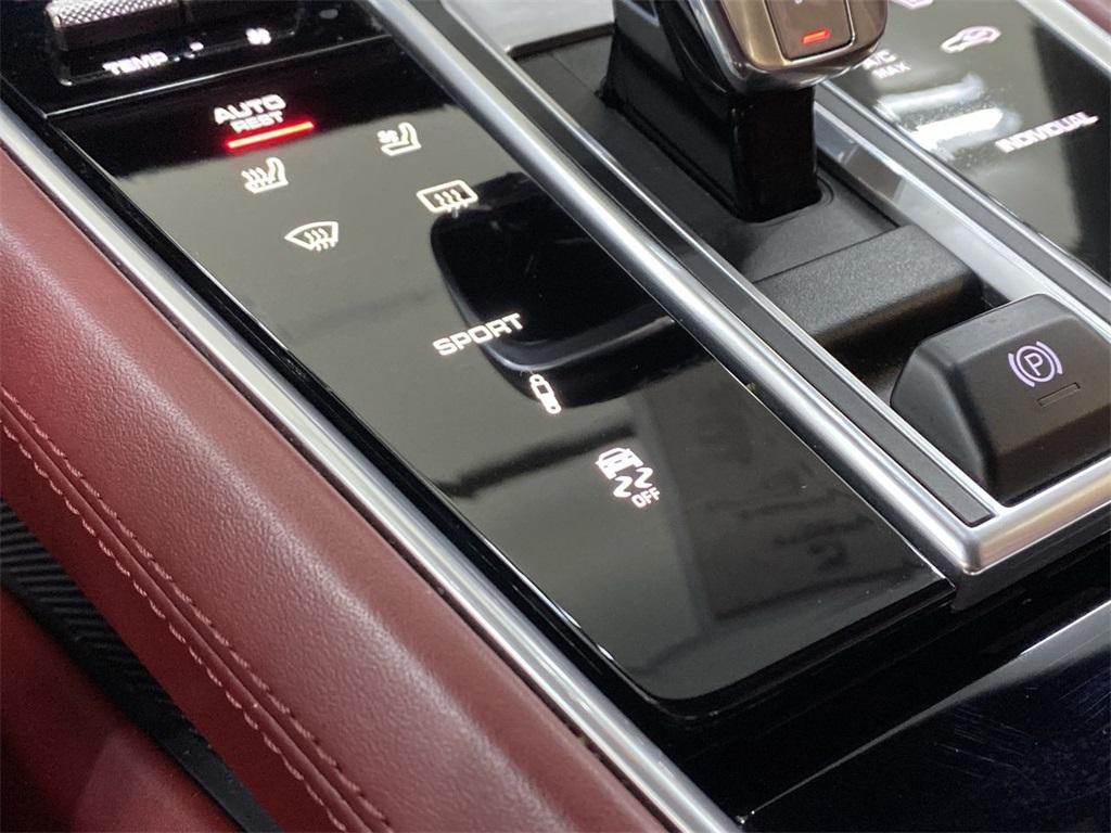 Used 2018 Porsche Panamera 4S for sale $90,794 at Gravity Autos Marietta in Marietta GA 30060 42