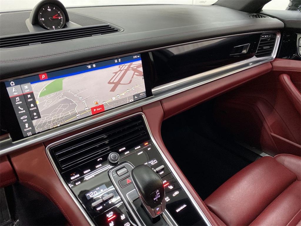 Used 2018 Porsche Panamera 4S for sale $90,794 at Gravity Autos Marietta in Marietta GA 30060 43
