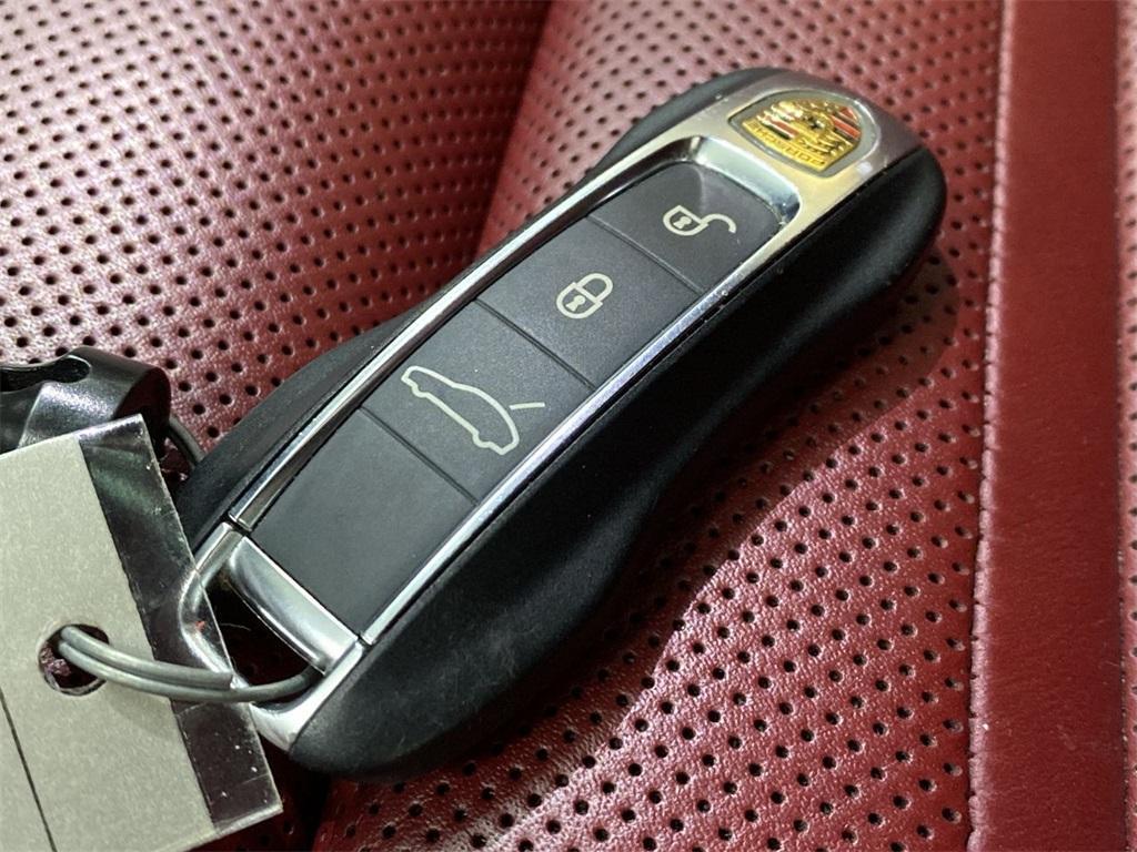 Used 2018 Porsche Panamera 4S for sale $90,794 at Gravity Autos Marietta in Marietta GA 30060 53