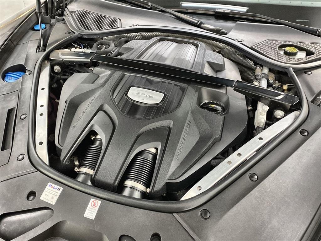 Used 2018 Porsche Panamera 4S for sale $90,794 at Gravity Autos Marietta in Marietta GA 30060 57