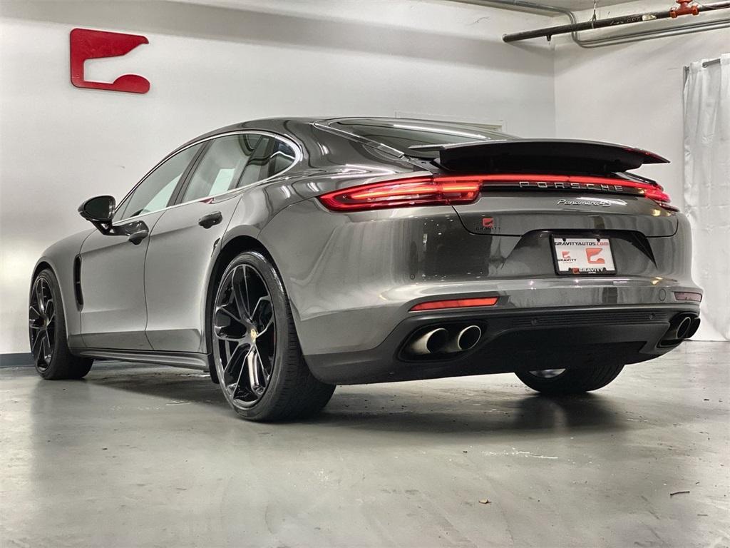Used 2018 Porsche Panamera 4S for sale $90,794 at Gravity Autos Marietta in Marietta GA 30060 6