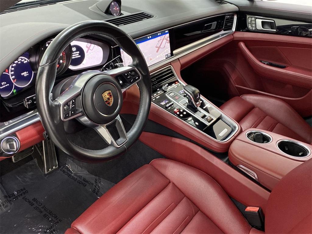 Used 2018 Porsche Panamera 4S for sale $90,794 at Gravity Autos Marietta in Marietta GA 30060 8