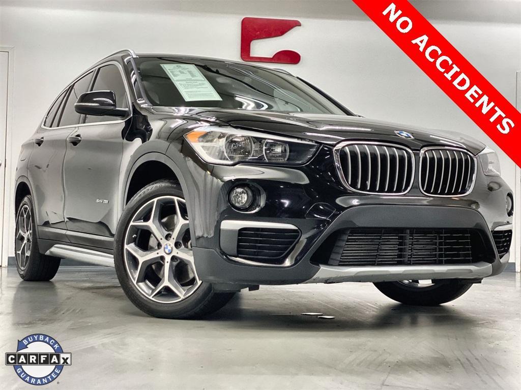 Used 2017 BMW X1 sDrive28i for sale $24,995 at Gravity Autos Marietta in Marietta GA 30060 1