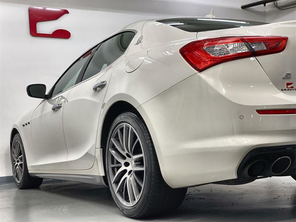 Used 2018 Maserati Ghibli S for sale $46,444 at Gravity Autos Marietta in Marietta GA 30060 11