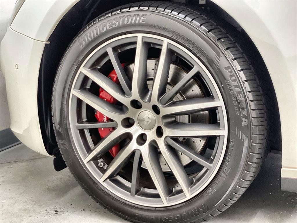 Used 2018 Maserati Ghibli S for sale $46,444 at Gravity Autos Marietta in Marietta GA 30060 14