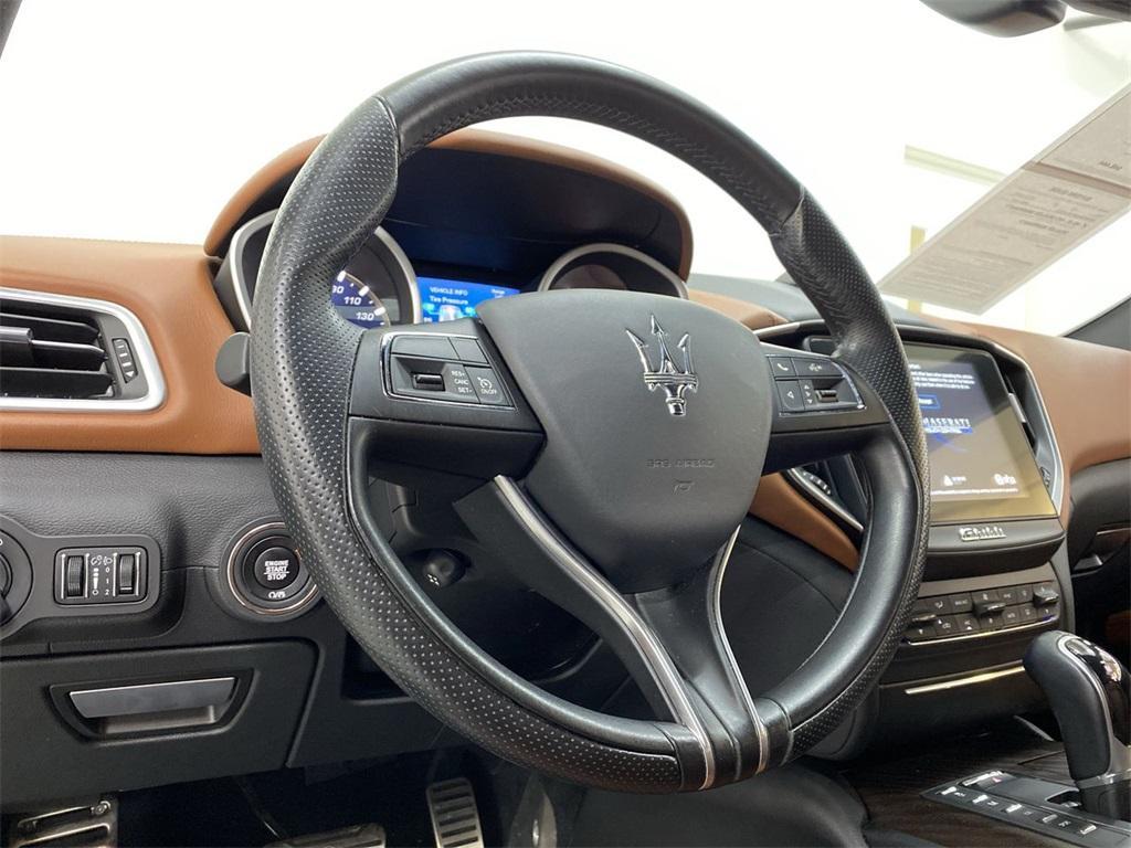 Used 2018 Maserati Ghibli S for sale $46,444 at Gravity Autos Marietta in Marietta GA 30060 22