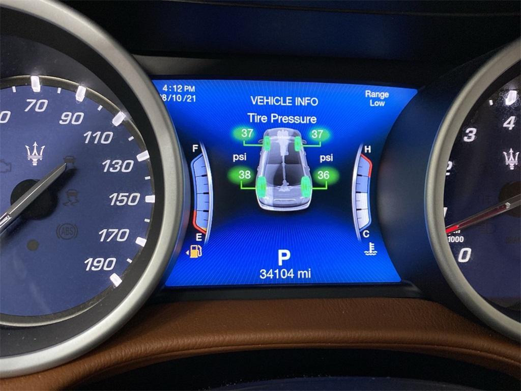 Used 2018 Maserati Ghibli S for sale $46,444 at Gravity Autos Marietta in Marietta GA 30060 25