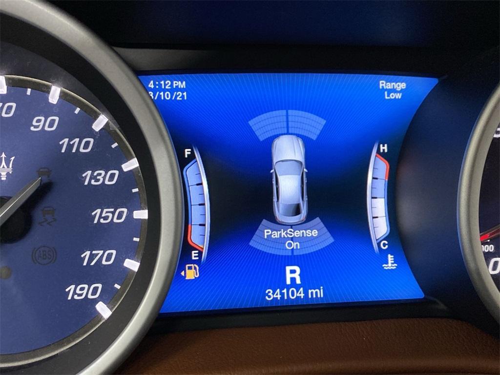 Used 2018 Maserati Ghibli S for sale $46,444 at Gravity Autos Marietta in Marietta GA 30060 30
