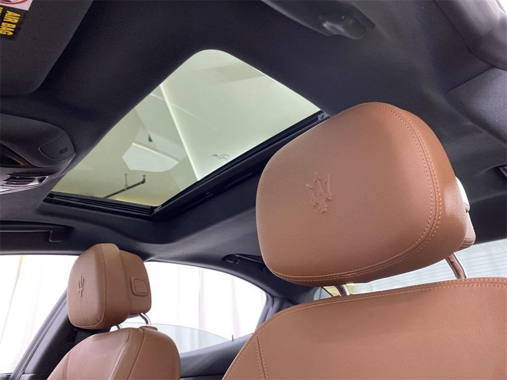 Used 2018 Maserati Ghibli S for sale $46,444 at Gravity Autos Marietta in Marietta GA 30060 37