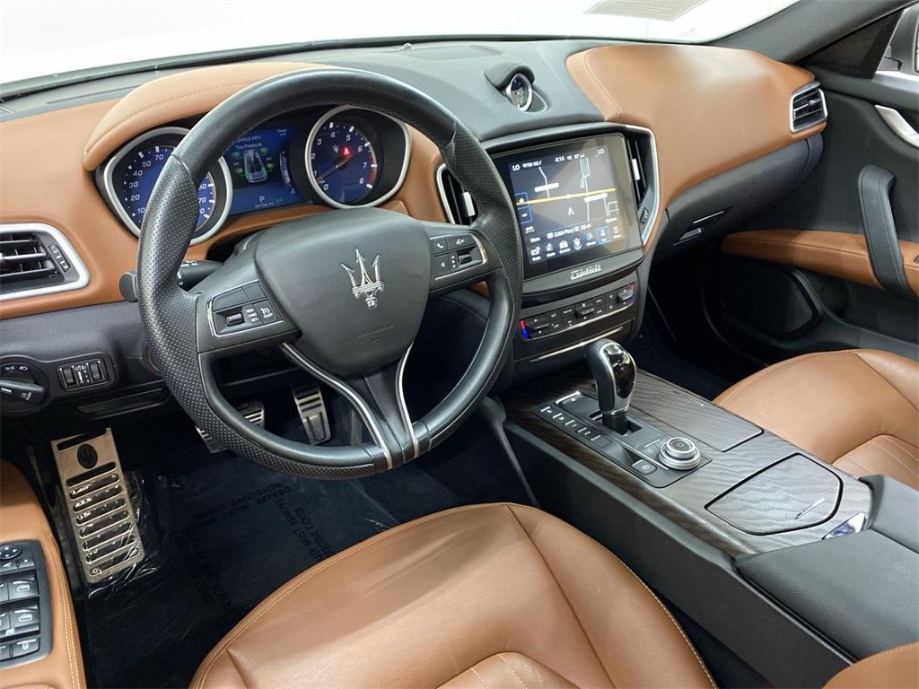 Used 2018 Maserati Ghibli S for sale $46,444 at Gravity Autos Marietta in Marietta GA 30060 38