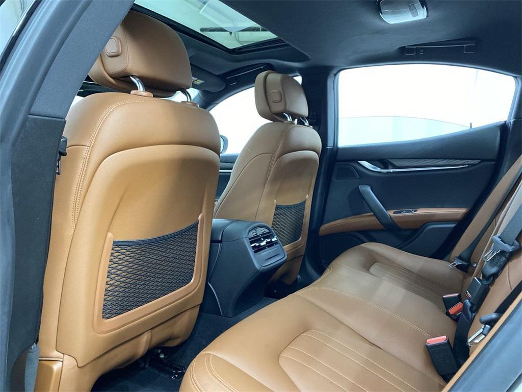 Used 2018 Maserati Ghibli S for sale $46,444 at Gravity Autos Marietta in Marietta GA 30060 40