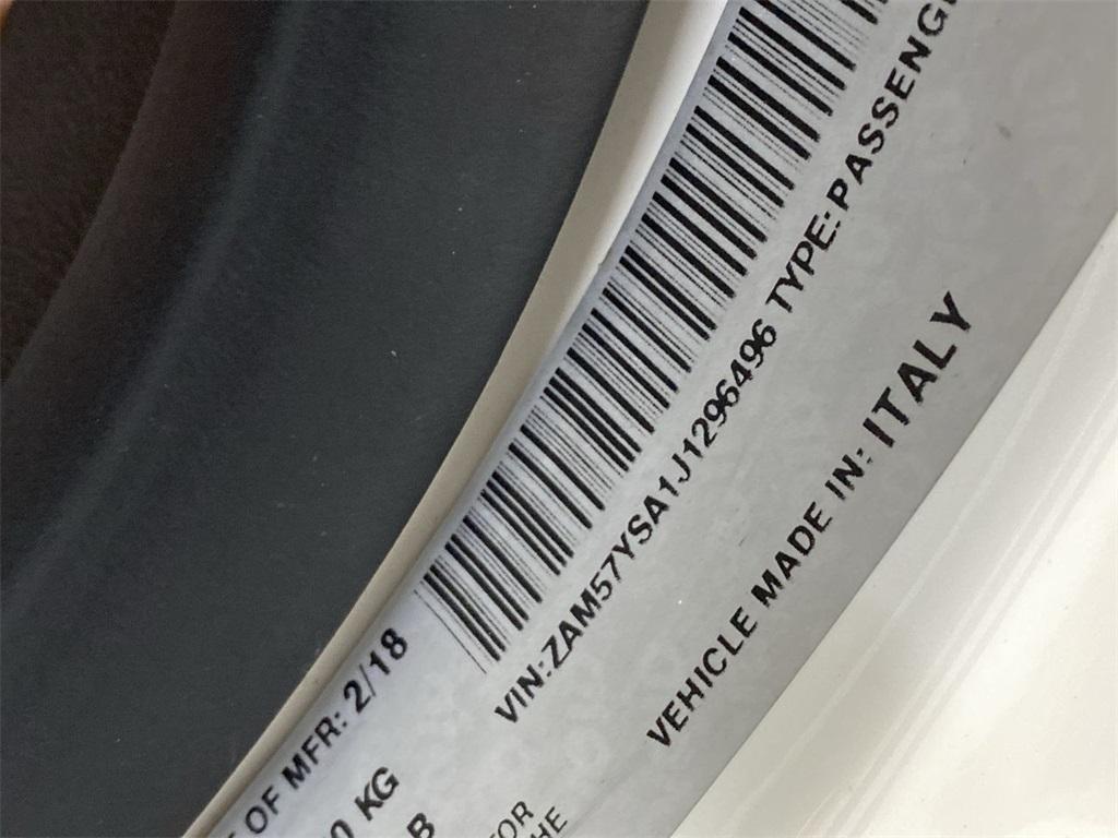 Used 2018 Maserati Ghibli S for sale $46,444 at Gravity Autos Marietta in Marietta GA 30060 47