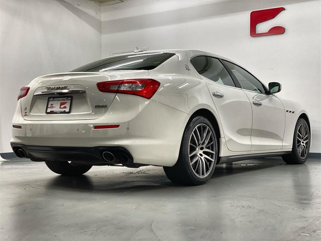 Used 2018 Maserati Ghibli S for sale $46,444 at Gravity Autos Marietta in Marietta GA 30060 7
